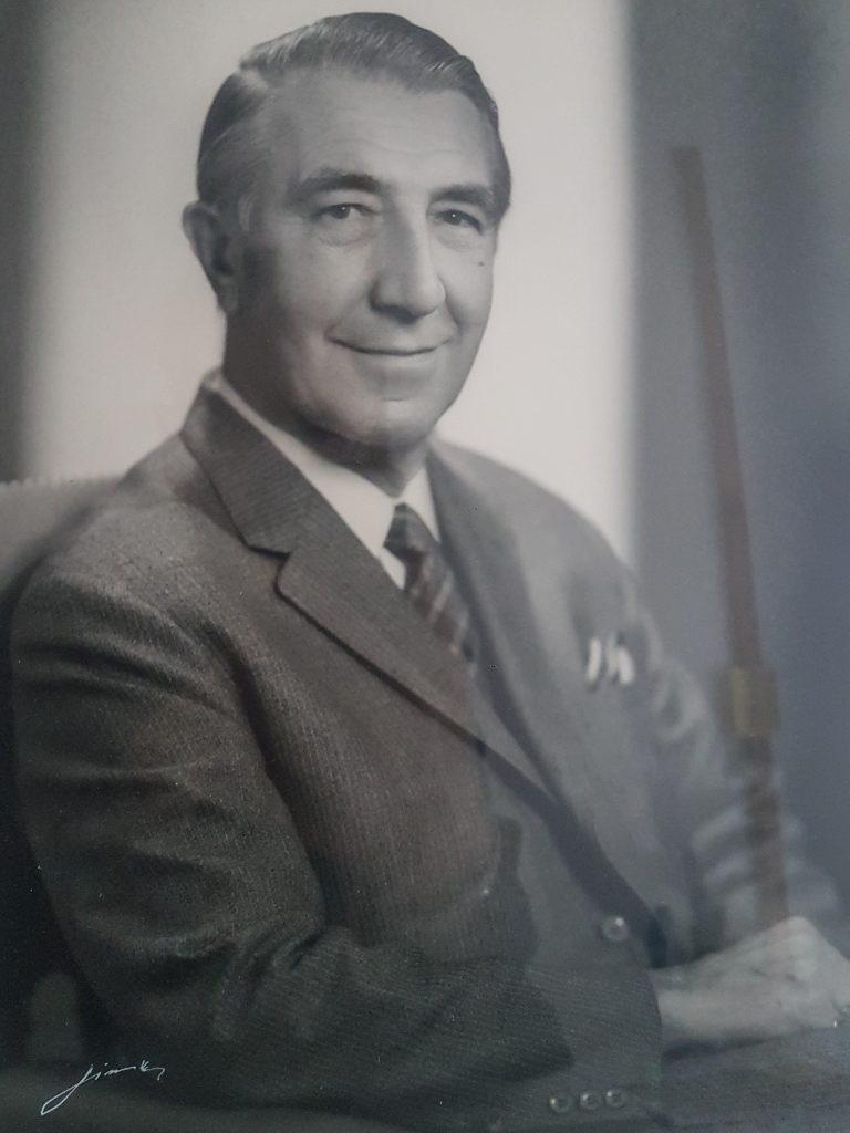Franz Hilpert (Geschäftsführung 1915-1974)