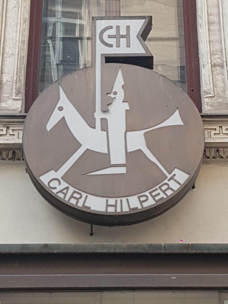Das traditionelle Logo