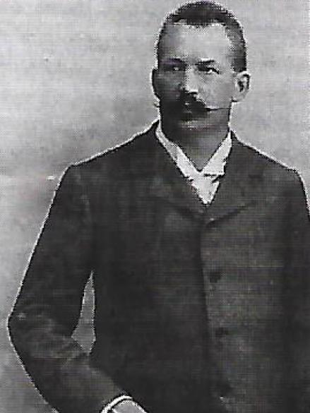 Carl Hilpert (Geschäftsführung 1872-1915)